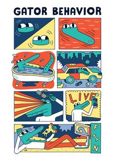 Lacoste Live - Andy Rementer
