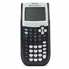 Amazon.com: Texas Instruments TI-84 Plus Graphing Calculator: Electronics