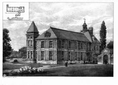 Part of Becketts Hospital