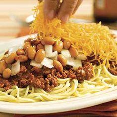 Cincinnati Chili from America´s Test Kitchen