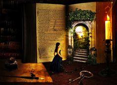 YA Science Fiction & Fantasy – Part One: The Introduction I Love Books, Good Books, Fantasy Faction, Michel De Montaigne, World Of Books, Photo Manipulation, Book Worms, Book Lovers, Science Fiction