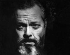 """""""Orson Welles, """"La Décade prodigieuse"""" (C. Chabrol, 1971)"""". Charenton-le-Pont, Médiathèque de l'Architecture et du Patrimoine - Photo (C) Ministère de la Culture - Médiathèque du Patrimoine, Dist. RMN-Grand Palais / Roger Corbeau"""