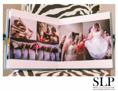 Tiffany Blue Wedding Book