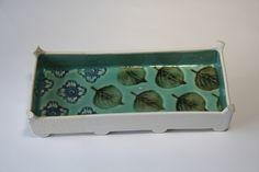Ceramic serving dish by Connie Cooper. Serving Dishes, Ceramics, Home Decor, Ceramica, Pottery, Serving Bowls, Ceramic Art, Interior Design, Home Interior Design
