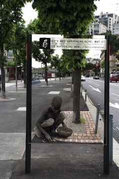 Clever & effective Ad Campaign by Amnesty International Switzerland