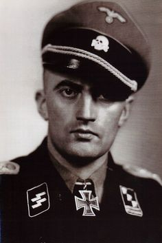"✠ Ludwig Kepplinger (31 December 1911 - 26 August 1944) RK 04.09.1940 SS-Hauptscharführer Stoßtruppführer und Zugführer i. d. 11./SS-Standarte [Rgt] ""Der Führer"" 2. SS-Panzer-Division ""Das Reich""  Killed in the town of Villiers-Charlemagne which was under artillery fire, the car he was traveling in was hit."