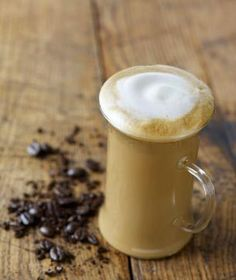 Craft Your Inner Chef: DIY Skinny Vanilla Latte... hmm try this with cold coffee, cold milk for an iced latte?...