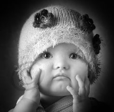 portraits noirs et blancs   portrait_enfant_noir et blanc_mulhouse_celestine