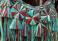 Raffia Hula Skirt