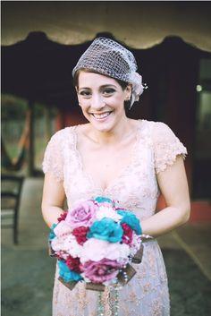 Noiva! Bride! Bouquet! Happy! Feliz!
