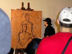 Steven Assaels composition + technique - Portrait Artist Forum
