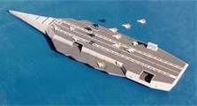 new class of aircraft carrier