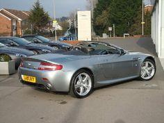Aston Martin Vantage V8 4.7 2dr Sportshift