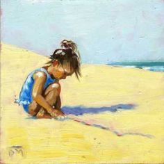A Line in the sand by Debbie Miller