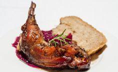 Bažant na kmínu Modern Food, Good Food, Pork, Vegetarian, Chicken, Meat, Kale Stir Fry, Healthy Food, Pork Chops