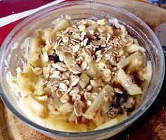 Apfel-Haferflocken-Mikrowellen-Tassenkuchen, ein beliebtes Rezept aus der Kategorie Mikrowelle. Bewertungen: 8. Durchschnitt: Ø 3,6.