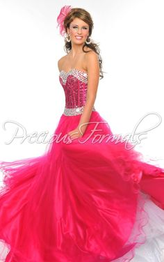 Posh by Precious Formals The Prom Shop - Prom Dresses in the Rochester MN area pink, bling, style, fashion