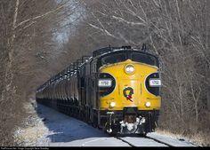 RailPictures.Net Photo: PREX 1752 Keokuk Junction Railway EMD FP9 at Mapleton, Illinois by Steve Smedley