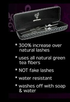 YOUNIQUE Fiber Lashes What makes this mascara different? 3d Fiber Lashes, 3d Fiber Lash Mascara, Mascara Younique, Younique Presenter, Shops, Fake Lashes, Long Lashes, Natural Lashes, Best Makeup Products