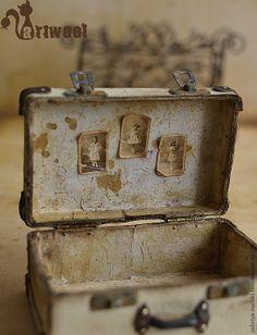 miniature suitcase