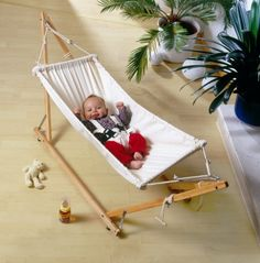 Amazonas 'Koala' Portable Baby Hammock and Stand New | eBay - O.M.G.
