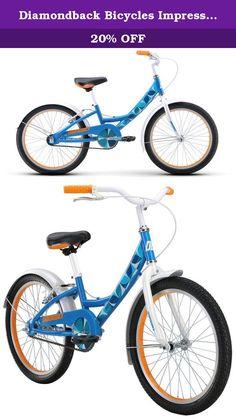 483da663101 Diamondback Bicycles Impression 20 Sidewalk Bike, 20