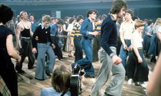 Tony Palmers Wigan Casino film with dancers at the Wigan Casino in 1977 #NorthernSoul #SoulMusic