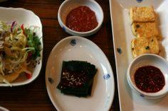 Der hvor det klør   Damyang   Food