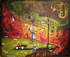 listen to the signs   by Artist FABIO J NAPOLEONI