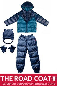 7039e8ac7b8c Car Seat Coat, Warm Coat, Winter Coat, Winter Activities For Kids, Baby
