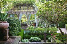 "P. Allen Smith to creates a complementary garden for an authentic Provencal home,"""