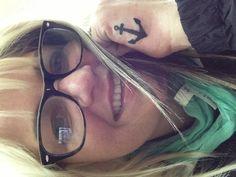 Monica's Anchor tat