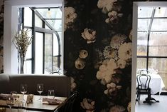 Frenchie restaurant, Boston - the flowers & green House - by  descombes & thieulin architectes