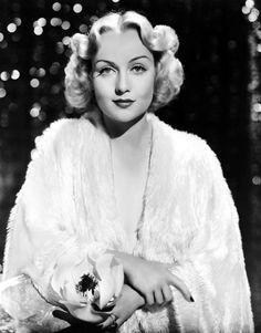 Screen Goddess : Photo Carole Lombard