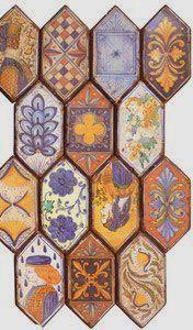 Medieval Tile re-editon