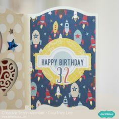 Tri-Fold Shadow Box Card Tutorial with Courtney » Lori Whitlock