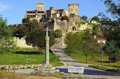 Castelo dw Monterei. Verín.  (Ourense). Galicia. Spain.