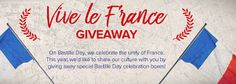 Sweepin N  More: Enter to WIN a Bastille Day Celebration Box Giveaw...