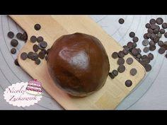 Schokoladenfondant selbst herstellen | Fondant Basic von Nicoles Zuckerwerk