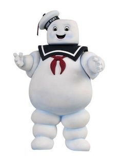 Ghostbusters: Stay Puft Marshmallow Man Bank #DiamondSelect