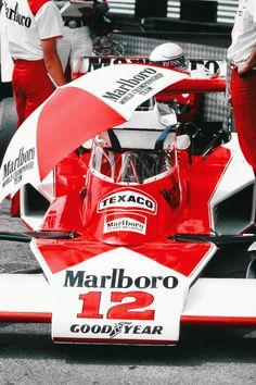 McLaren M23 Ford
