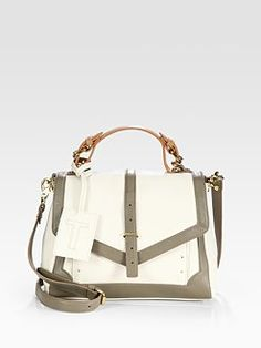 Another possible spring bag....(Tory Burch via SFA)