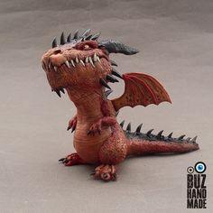 Dragon sculpture sold out on my Bigcartel shop 5 inch high Clay Dragon, Dragon Art, Cute Dragons, Imagine Dragons, Dnd Races, Dragon's Lair, Dragon Rider, Dragon Design, Ceramic Animals