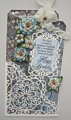 Heartfelt Creations | Blog..beautiful card tuts on here