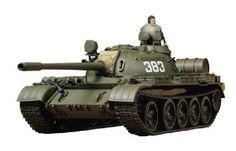 T-55A Russian Medium Tank - 1:35 Scale Military - Tamiya: Amazon.co.uk: Toys & Games