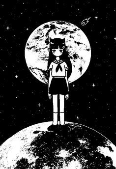 feel so moon - OMOCAT