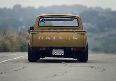 Datsun truck...