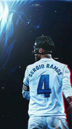 Ramos Ramos Real Madrid, Real Madrid Club, Pure Football, Football Art, Mohamed Salah, Cristiano Ronaldo, Fifa, Marcelo Real, Neymar Barcelona