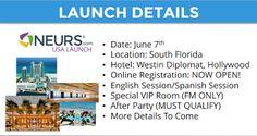 Neurs USA Official Launch Announcement-  Join http://iamglobal.neurs.net