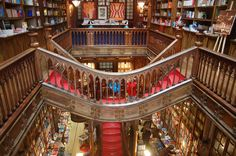 16 Bookstores You Have To See Before You Die... Would be fun to go to a couple of those old bookstores with the beautiful architecture...